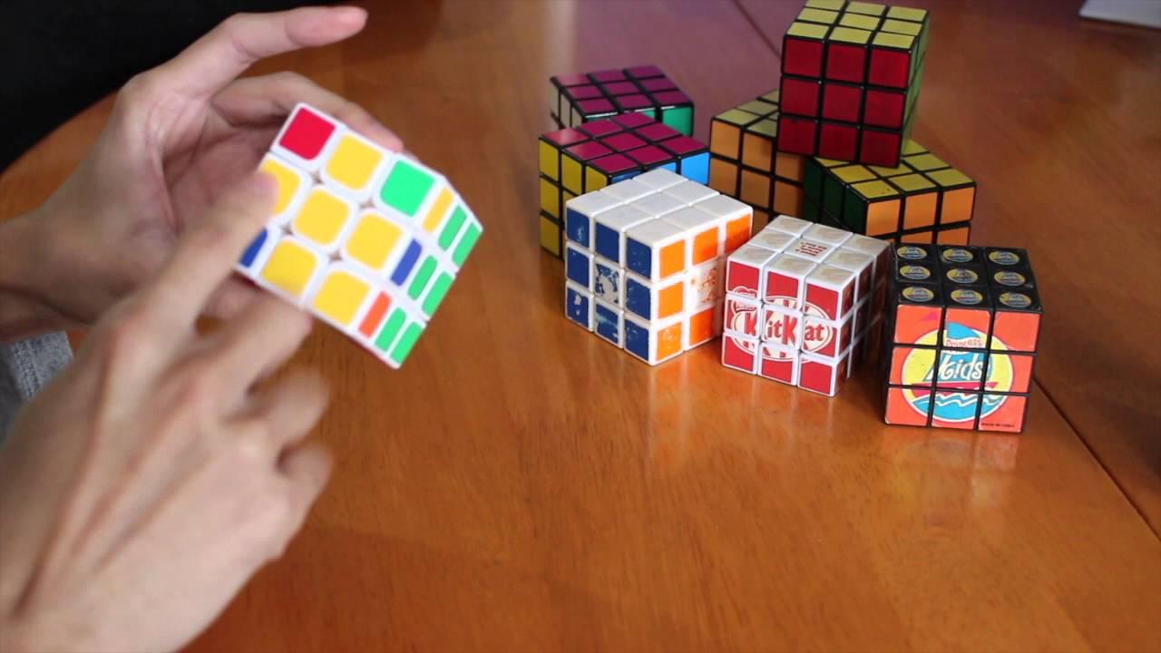 3x3扭計骰(魔方)教學(入門篇)下 - YouTube