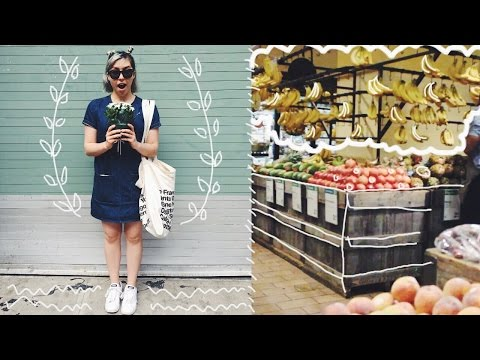 NYC Grocery Shopping Tips + Tricks!