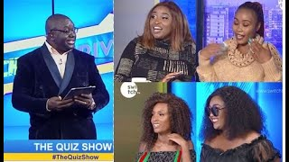 The Chatspot Ladies finally went to QuizShow - Are they all Beauty and brains? Full Video