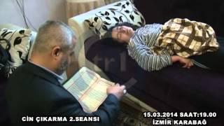 Repeat youtube video SIRLAR - CİN ÇIKARMA - 28. SEANS KENDİNİ BOGMA SAAT-19.00 - TR1 TV