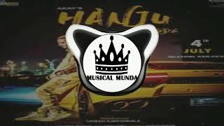 Karaoke of Hanju Digde   AKay   Western Pindu   Musical Munda