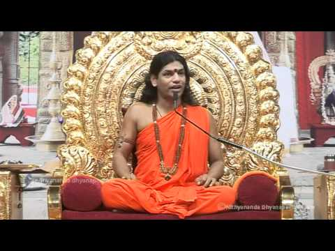 Techniques for Past Life Regression: Patanjali Yoga Sutra 125 Nithyananda 26 Feb 2011