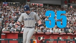 MLB 15 The Show Part 35 - Legend Zone Hitting (PS4)