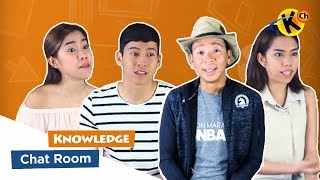 Knowledge Channel Chat Room | Teachers | Part 4