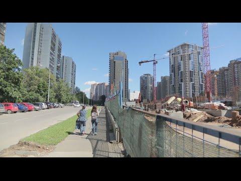 Russie : Moscou à l'heure des grands travaux