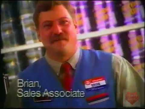 Walmart   Paint   Television Commercial   1994