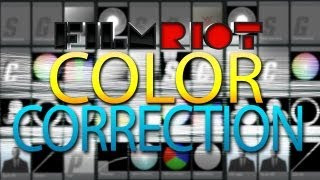 Смотреть клип Color Correction Tutorial: Tips & Tricks! онлайн