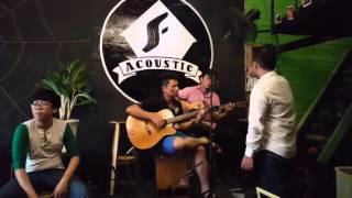 Hãy về đây bên anh _ Minh Trí (acoustic)