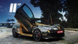 """Тюнингованный Renault Megane RS """"Две Лошадиные Силы"""""""