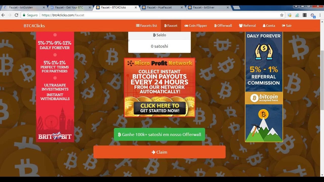 earncrypto earn free bitcoin