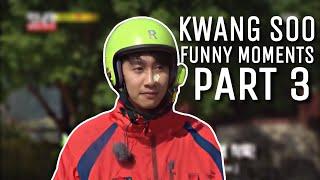 [Running Man] Giraffe (Lee Kwang Soo) Funny Moments - Part 3