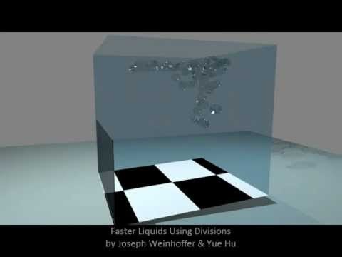 University of Pennsylvania Advanced Computer Graphics and Animation Student Project Video '12