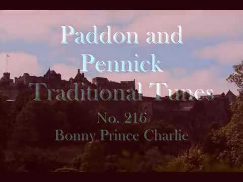 Bonny Prince Charlie - Paddon & Pennick
