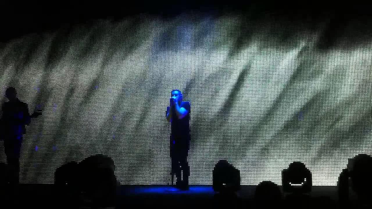 Nine Inch Nails - Hurt: Tension Tour 2013 TD Garden, Boston, MA 10 ...
