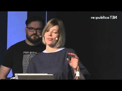 re:publica 2016 –Anna-Lena Schiller, Johannes Kretzschmar: Lasst Stifte sprechen on YouTube