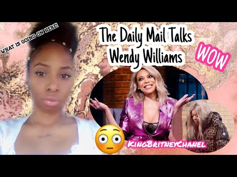 Wendy Williams Update | The Daily Mail Talks Sharina Hudson