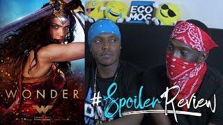 WONDER WOMAN | Spoiler Movie Review