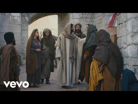 """Aimez-vous les uns les autres """"Jésus, de Nazareth à Jérusalem"""" (Clip officiel)"""