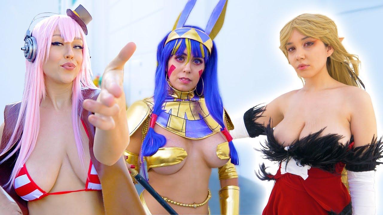 Lange gerade Anime Kost/üm Cosplay Per/ücke Party Per/ücke Hellblau mit Fransen Per/ücken f/ür Frauen