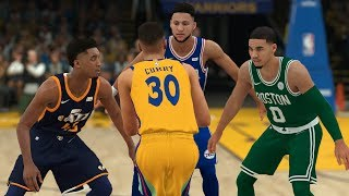 How Many Rookies Does It Take To Beat Stephen Curry? | NBA 2K18 Challenge |