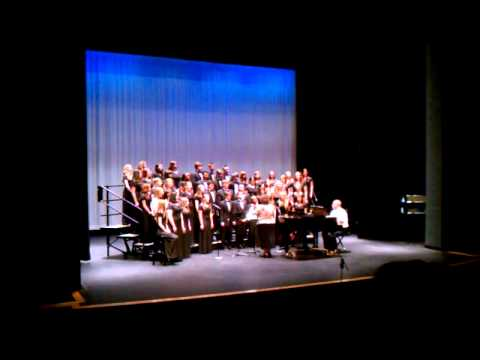 Powdersville High School Spring Chorus Concert 2013 Part 1