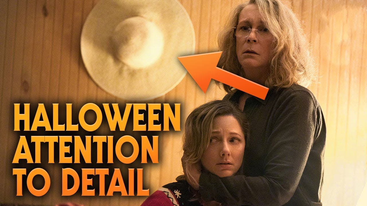 Halloween (2018) Director Done His Homework | Attention to Detail AMAZING!
