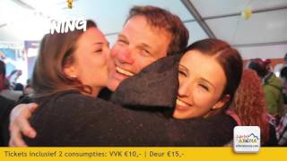 Gerlos Zillertal Arena Après-ski Party - SnowWorld Zoetermeer 7 november 2015