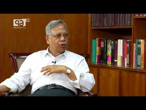 A B M Khairul Haque Interview With Farzana Rupa