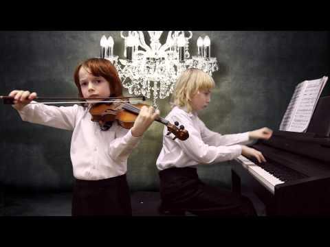Данила Бессонов (7 лет 9 мес) Концерт Берио 9 (Питерская ЦМШ)