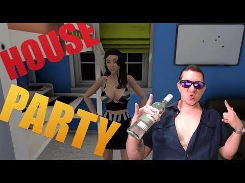 Conquistando Mujeres en la Peda   House Party   Ep. 1