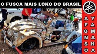 O Fusca mais Loko do Brasil + Zoeira da Galera
