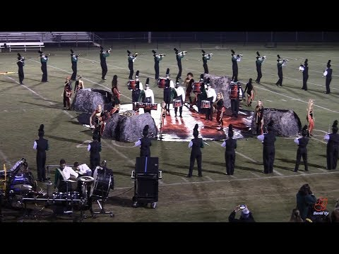 Central Cabarrus High School Marching Vikings at North Davidson 11/2/2019