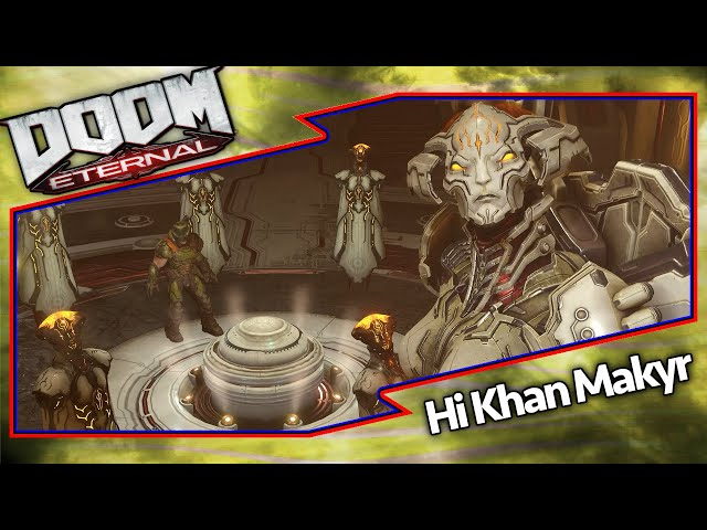 Doom Eternal Funny Gameplay Video 2021 || Hi Khan Makyr || MumblesVideos