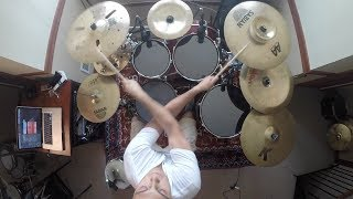 wage war dont let me fade away drums track