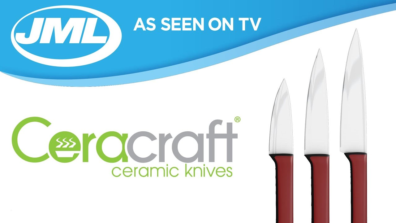 Ceracraft Knives From Jml Youtube
