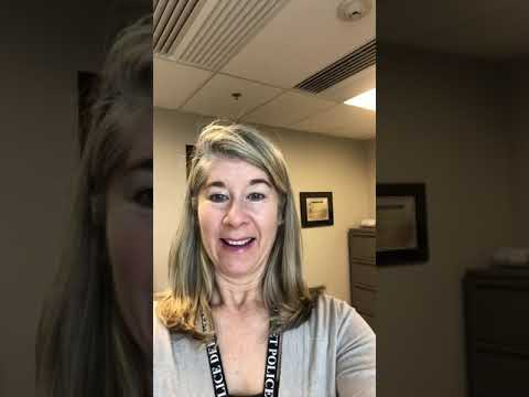 Town Manager Libby Gibson Update To Town Employees - May 1, 2020