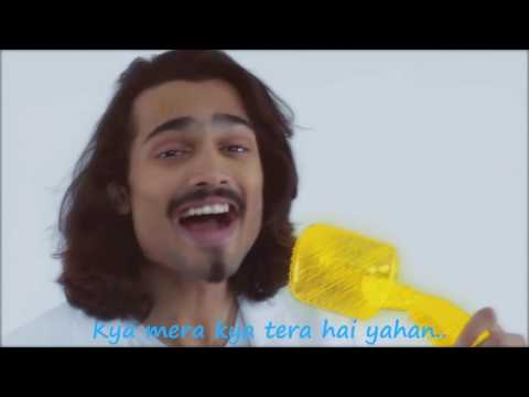 Teri Meri Kahani - Lyrics (BB ki Vines)  Full HD Video