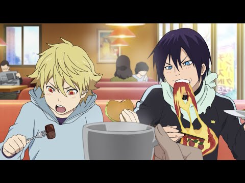 Noragami Official Trailer Youtube