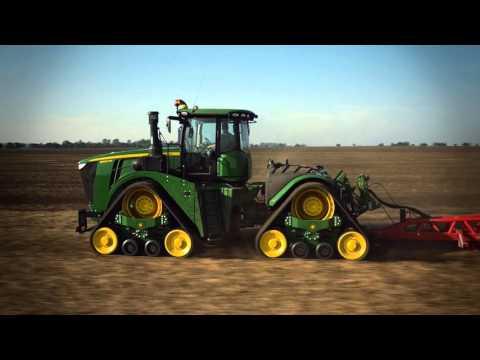 Tracteur John Deere 9RX
