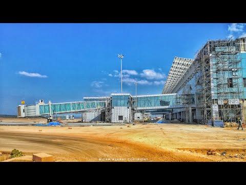 Kannur International Airport - Current Work Progress [HD]