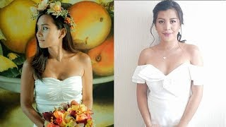 Celebrity brides who slay in wedding dresses that cost less than 5,000 pesos