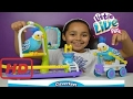 Bad Baby Little Live Pets Cleverkeet Parrot | Kids Toy Review | Toys AndMe