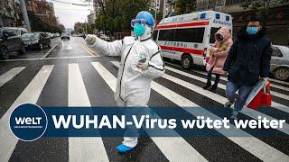 CHINA-VIRUS FORDERT MEHR ALS 100 TOTE: Erster Coronavirus-Fall in Deutschland