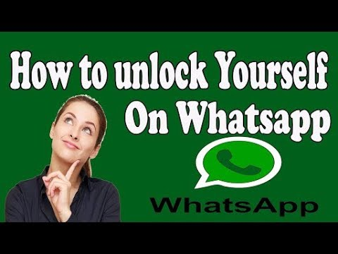 how to know if someone block you on whatsapp