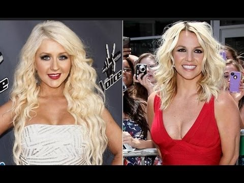 britney vs. christina essay Christina aguilera gave a spot-on impersonation of rumored pop rival britney spears the singer made an appearance on the tonight show, where she also gave musical impersonations of cher and shakira.