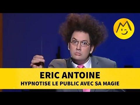 Eric Antoine Hypnotise Le Public Avec Sa Magie