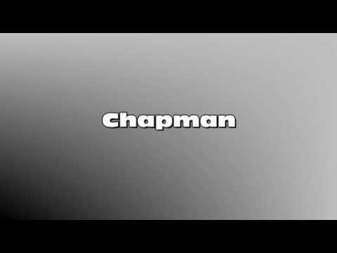 British Accent Video - Some Common Surnames
