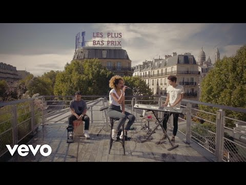 Izzy Bizu - White Tiger (Rooftop Sessions)