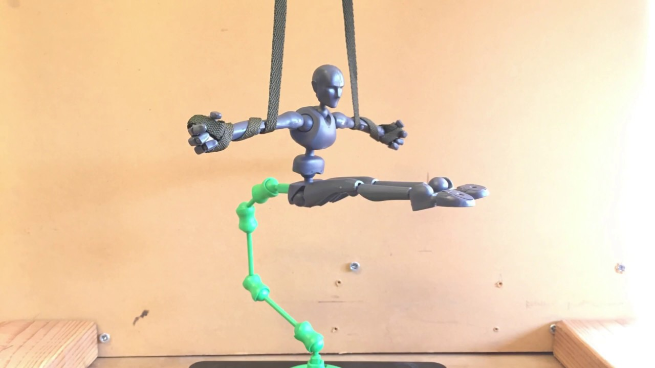 Full Body Posing Stop Motion Animation Adafruit Learning System