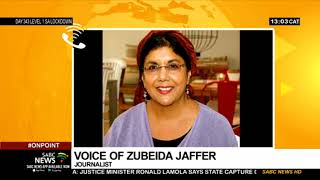 RIP Karima Brown | This Is A Big Loss For South African Journalism: Zubeida Jaffer